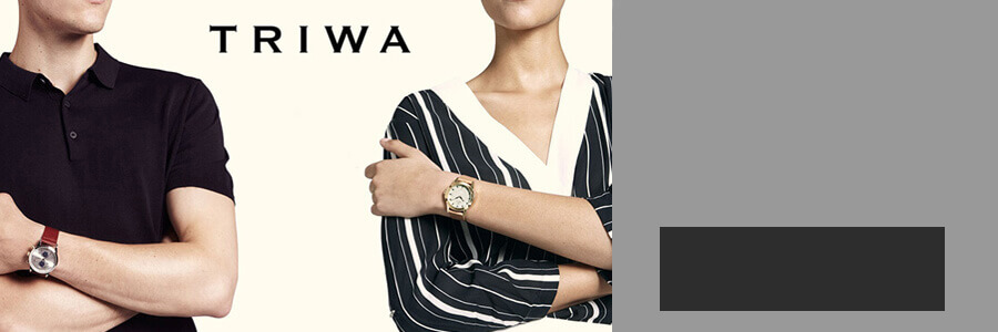 Triwa outlet banner