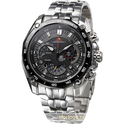 Casio Edifice Red-Bull-Limited-Edition EF-550RBSP-1AVER - 2010 Collection Automne Hiver