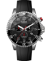 10227-3CA-NBN Chronorally-S 44mm Swiss Made Chronograph Diver
