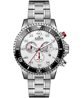 10227-3M-ABN Chronorally-S 44mm Swiss Made Sports Chronograph