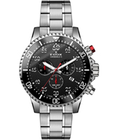 10227-3M-NBN Chronorally-S 44mm Swiss Made Sports Chronograph