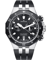 10109-357NCA-NIN Delfin 43mm Swiss Made Chronograph Diver