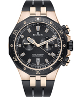 10109-357RNCA-NIRG Delfin 43mm Swiss Made Chronograph Diver