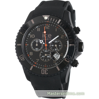 montre ice watch 000692 ice sporty ice chrono matte. Black Bedroom Furniture Sets. Home Design Ideas