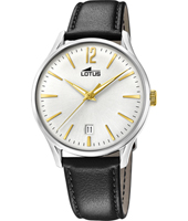 18402/1 Revival 39mm Retro Look Gents Quartz Watch