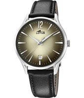 18402/2 Revival 39mm Retro Look Gents Quartz Watch