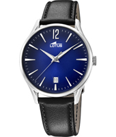 18402/3 Revival 39mm Retro Look Gents Quartz Watch