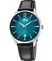 18402/5 Revival 39mm Retro Look Gents Quartz Watch