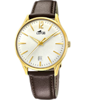 18403/1 Revival 39mm Retro Look Gents Quartz Watch