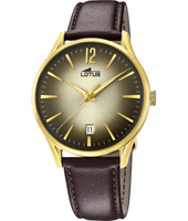 18403/2 Revival 39mm Retro Look Gents Quartz Watch