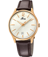 18404/1 Revival 39mm Retro Look Gents Quartz Watch