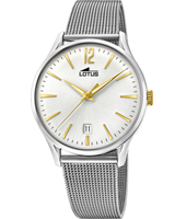 18405/1 Revival 39mm Retro Look Gents Quartz Watch