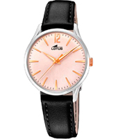 18406/4 Revival 30.50mm Retro Look Ladies Quartz Watch