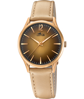 18407/2 Revival 30.50mm Retro Look Ladies Quartz Watch