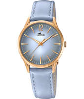 18407/3 Revival 30.50mm Retro Look Ladies Quartz Watch
