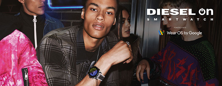 Montres Diesel On Smartwatch