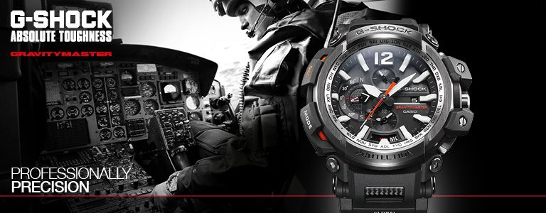 Montres G Shock Master Of G Gravity Master