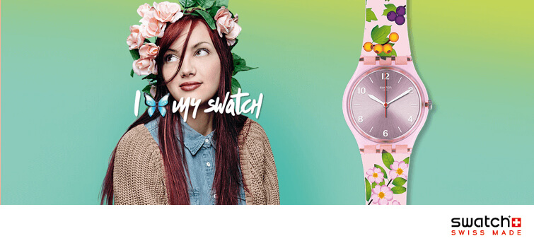 Montres Swatch Campagne