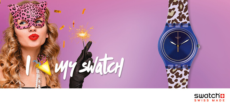 Montres Swatch A Gala Night