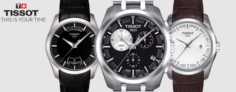 Montres Tissot Tradition