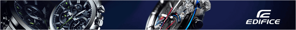 Casio Edifice Bracelets -