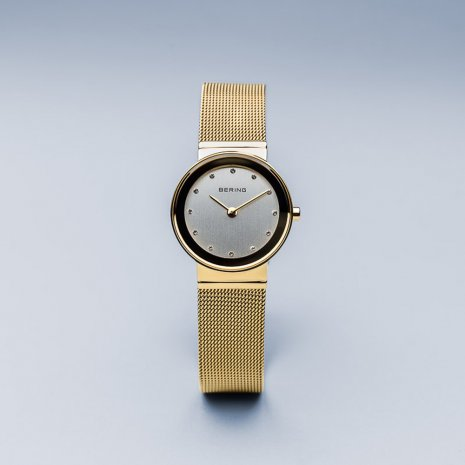 Gold Ladies Watch Collection Automne-Hiver Bering