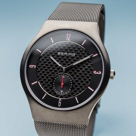 montre Anthracite
