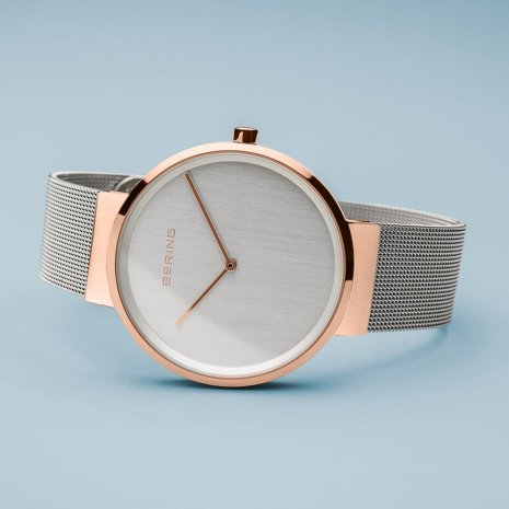 Bering montre Bicolor Rose