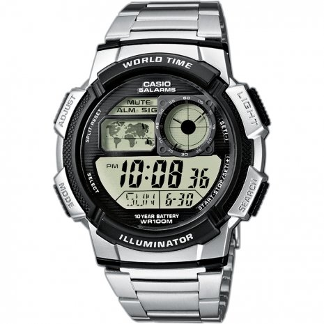 Casio World Time montre