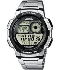 AE-1000WD-1AVEF World Time 43.7mm