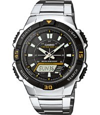 AQ-S800WD-1EVEF Tough Solar 42mm