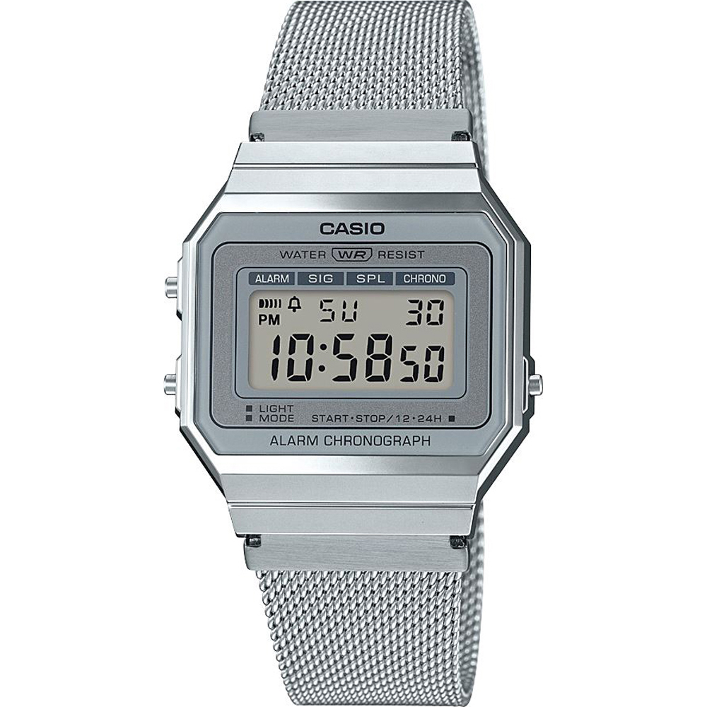 Casio Collection A700WEM 7AEF New Slim Vintage montre • EAN 3O9LI