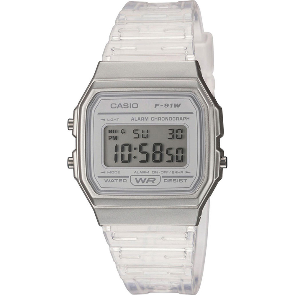Casio Collection F 91WS 7EF Collection Women montre • EAN  O0rG2
