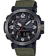 Casio Collection PRW 6600YB 3ER Pro Trek Monte Zucchero  x9hMv
