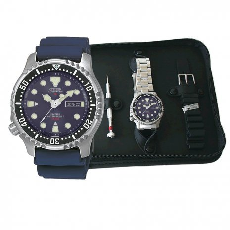 Citizen Promaster Sea Gift Set montre
