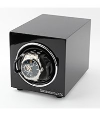 609830 Watchwinder - Manhattan Black