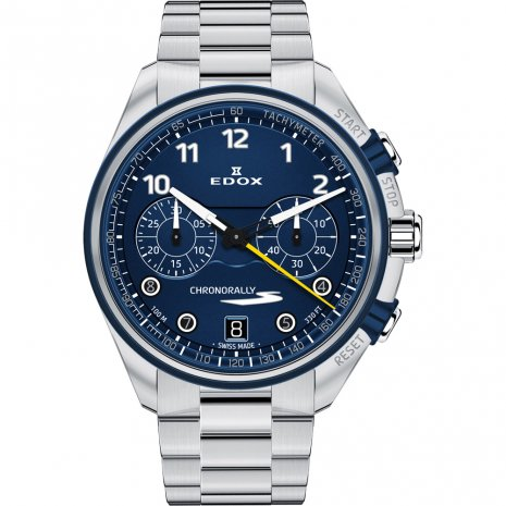 Edox Chronorally-S montre