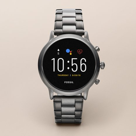 Grey gen 5 smartwatch Collection Automne-Hiver Fossil
