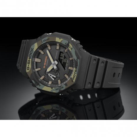 Camo analog-digital watch Collection Printemps-Eté G-Shock