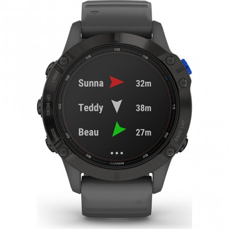 Multisport Solar GPS smartwatch Collection Printemps-Eté Garmin