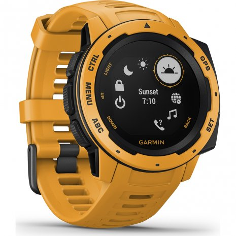 Robust GPS Smartwatch Sunburst Collection Printemps-Eté Garmin