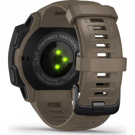 Robust GPS Smartwatch Coyote Tan Collection Printemps-Eté Garmin