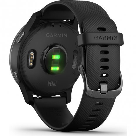 GPS Smartwatch with AMOLED screen Collection Printemps-Eté Garmin