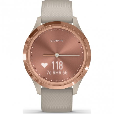Garmin montre Beige