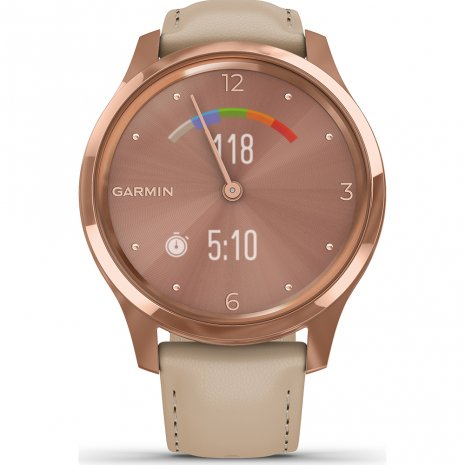montre Or Rose Smart Analog