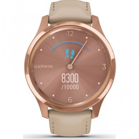 Garmin montre Or Rose