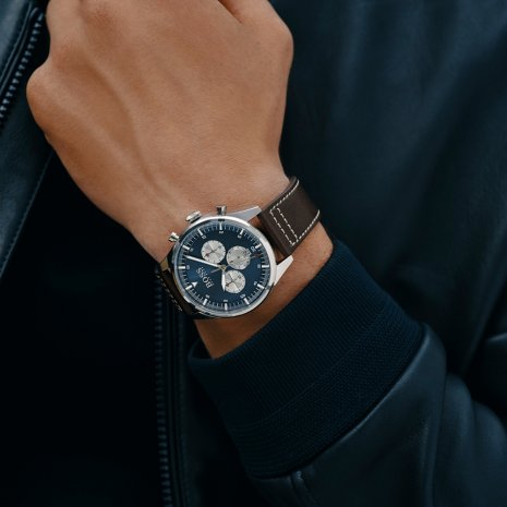 Chronograph with date Collection Automne-Hiver Hugo Boss