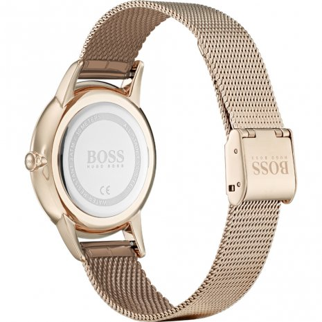 Hugo Boss montre Or