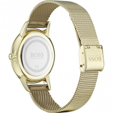 BOSS montre Or