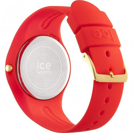 Ice-Watch montre rouge